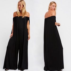 Free People | Beach Mexicali Off Shoulder Jumpsuit